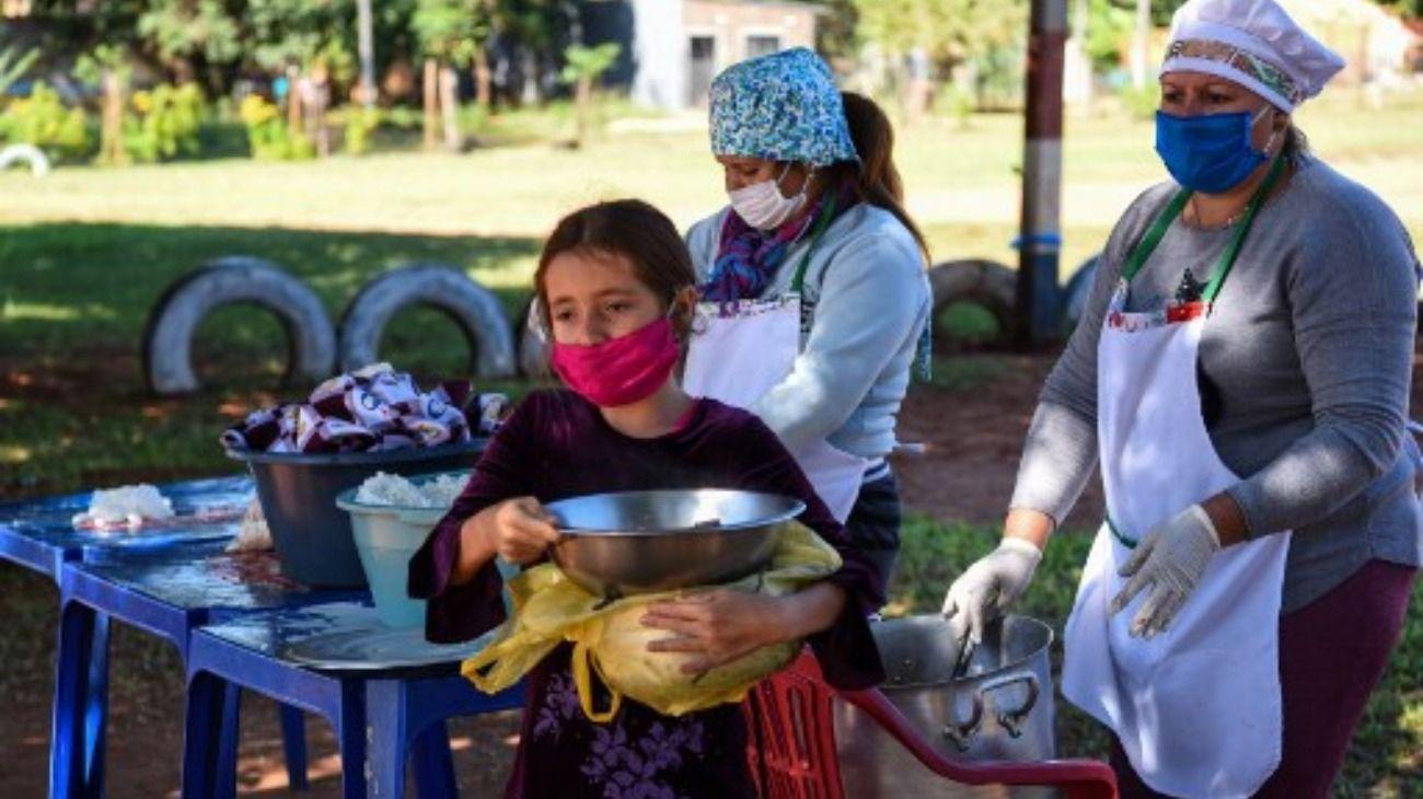 El coronavirus en Paraguay.
