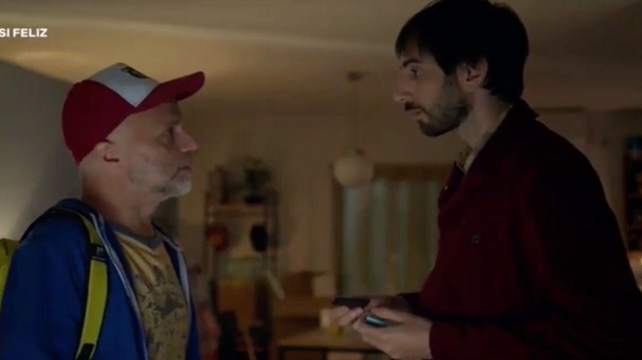 """Santiago """"Sombrilla"""" Korovsky, la revelación de """"Casi feliz"""", la exitosa serie de Sebastián Wainraich para Netflix."""