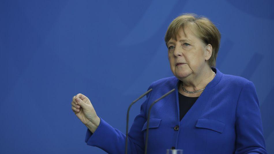 Angela Merkel 20200513