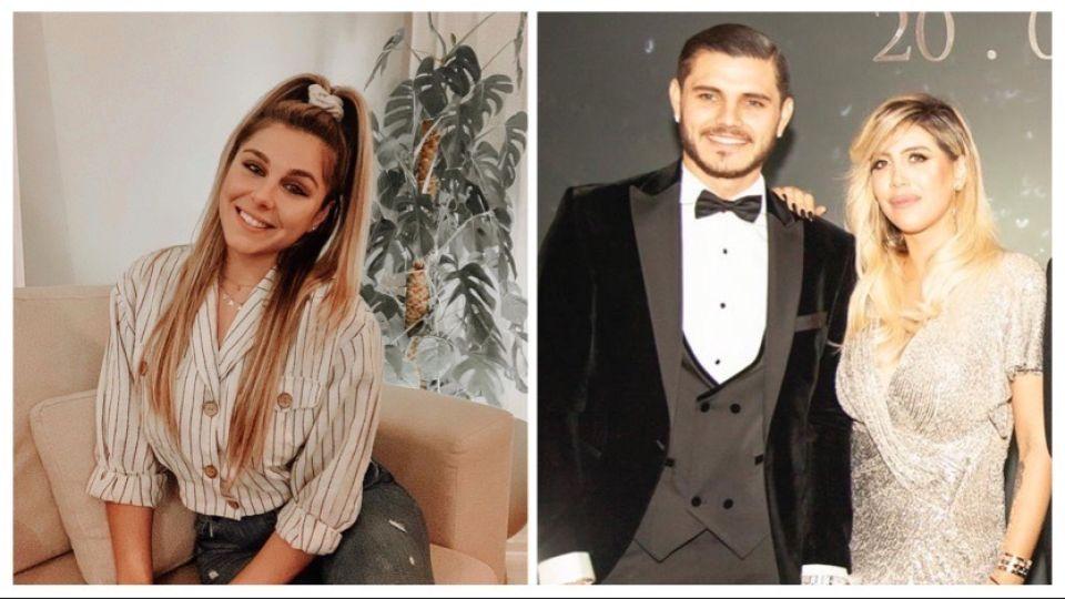 Ivana Icardi se quebró en llanto al hablar de su hermano, Mauro Icardi y Wanda Nara