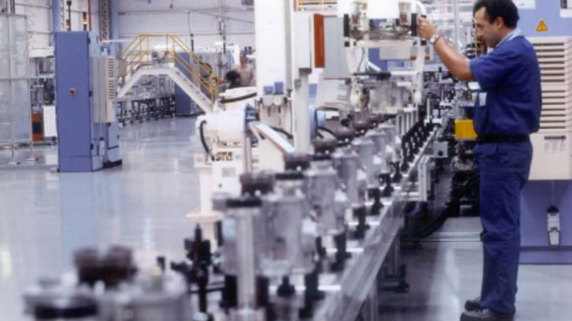 La Metalmecánica, como las autopartes, fue la actividad que amortiguó la caída de la industria en octubre.