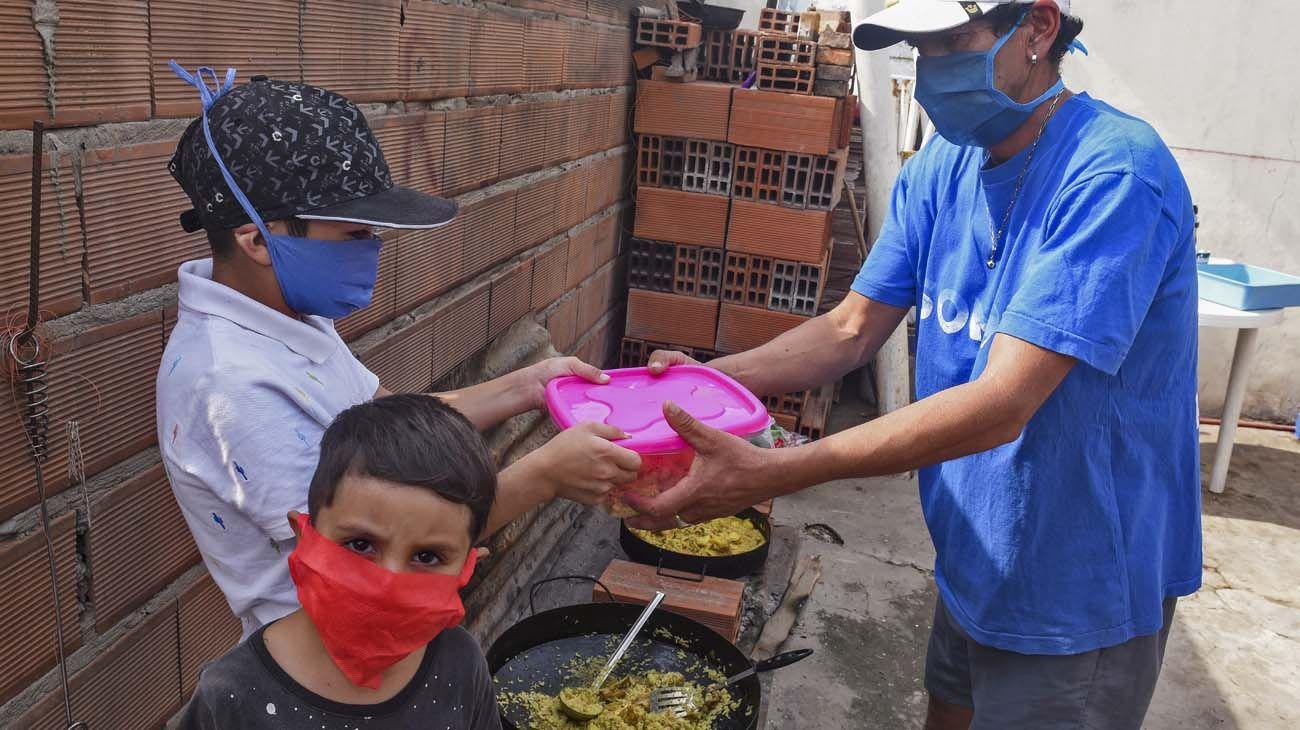 comedores populares durante la pandemia