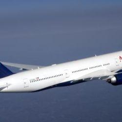 Aeronave de Delta Airlines.