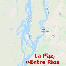 La Cortada de Garibaldi y El Granadillo, dos rincones secretos de la isla Curuzú Chalí, en La Paz, Entre Ríos.