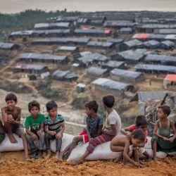 01/01/1970 Niños refugiados rohingyas en Bangladesh POLÍTICA ASIA BANGLADESH INTERNACIONAL TURJOY CHOWDHURY / ZUMA PRESS / DPA | Foto:DPA