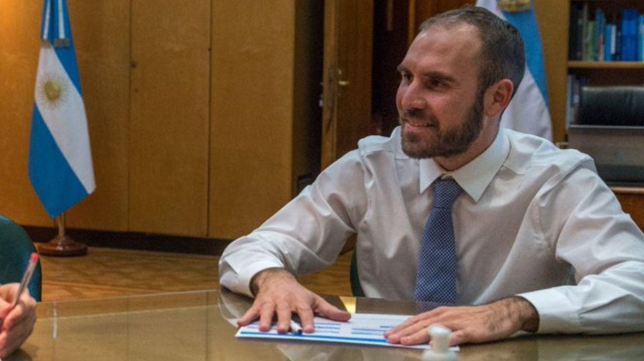 Martín Guzmán está al frente de las negociaciones con los acreedores.