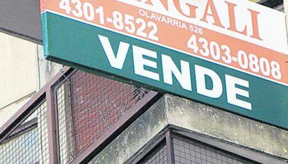 Un informe indica que este mes, el valor de los inmuebles en la Ciudad de Buenos bajó 0,7%. El costo promedio del m2 es de u$s 2.472.