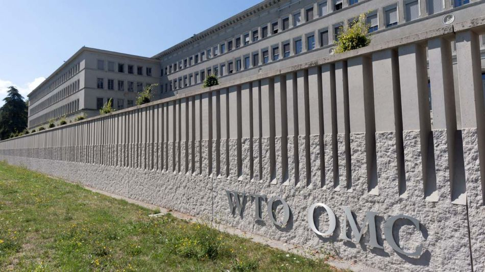 Organización Mundial del Comercio 20200514