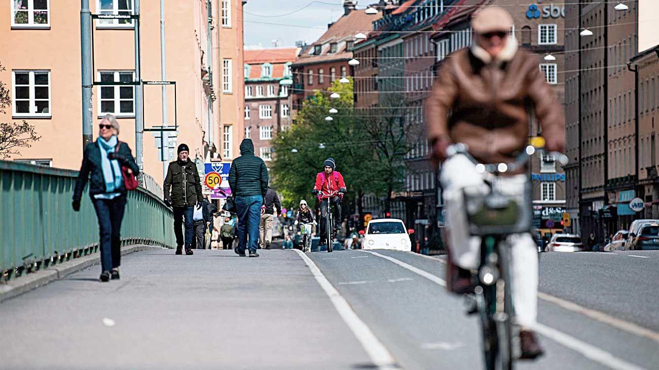 Suecia. ¿Somos más astutos que ellos en el manejo de la pandemia?