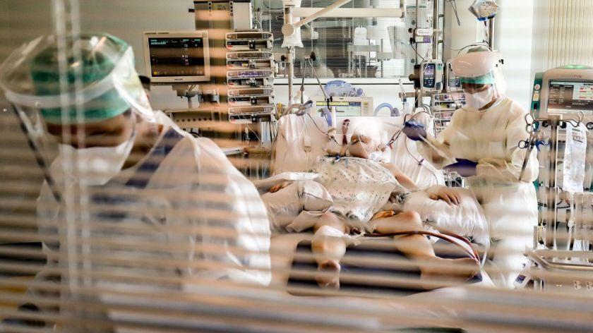 Pacientes de Covid-19 no son infecciosos después de 11 días
