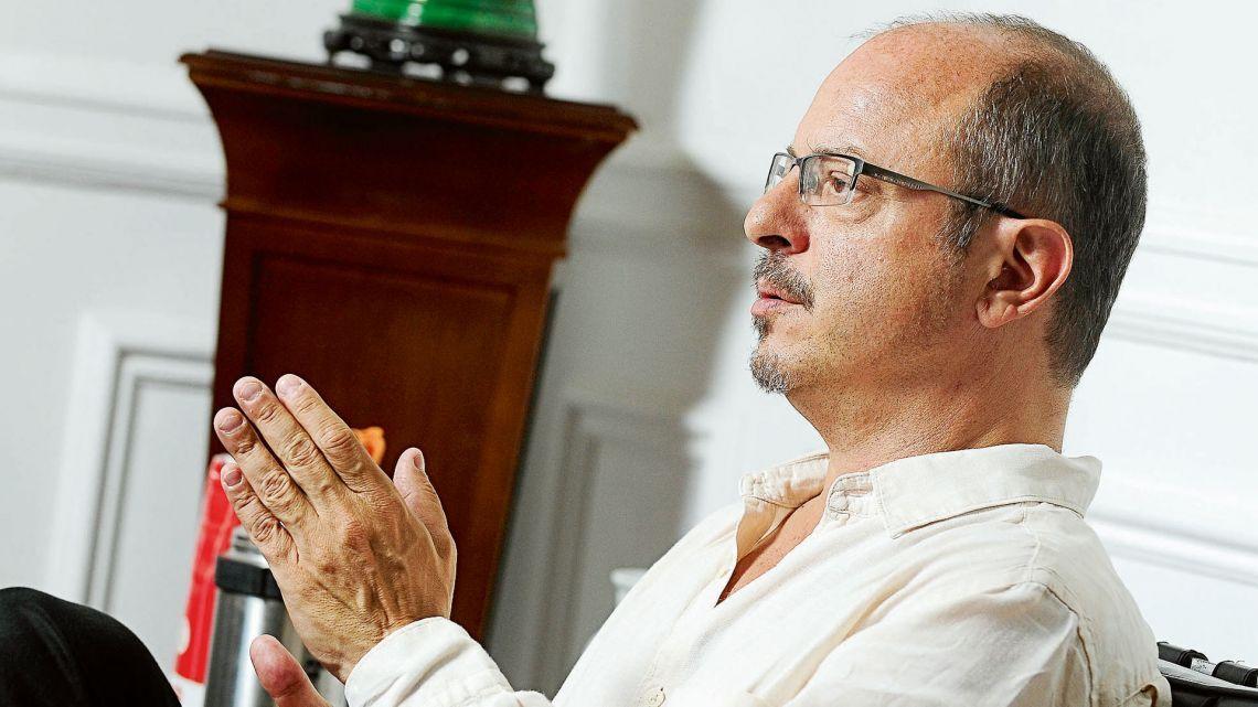 """Alejandro Grimson: """"Alberto es una síntesis de todos los peronismos existentes"""""""