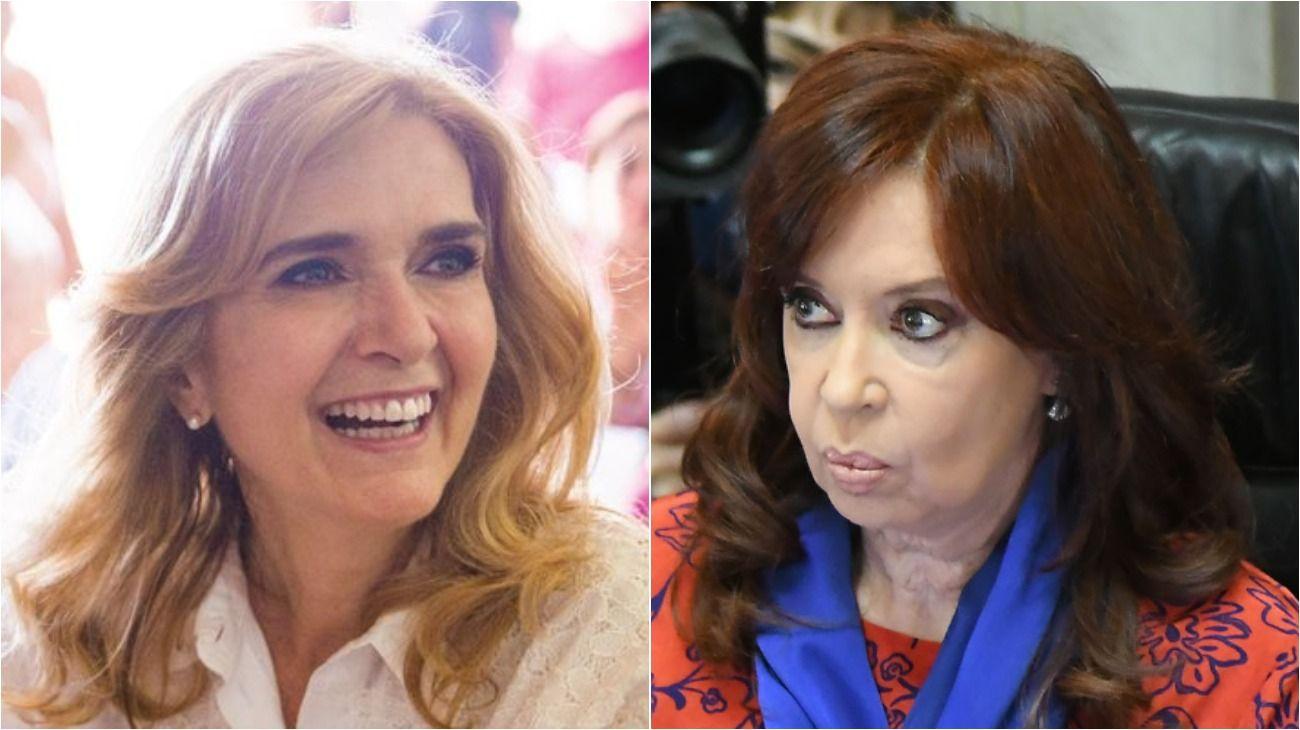 La senadora Silvia Elías de Pérez le respondió a Cristina Fernández de Kirchner.