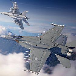 Estados Unidos planea actualizar una gran parte de los restantes 540 Super Hornets hasta el estándar Block III.