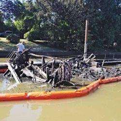 Un incendio ocurrido hace muy poco en un barco  de San Fernando puso  en evidencia que  muchos nautas  no son conscientes  del mantenimiento  de su embarcación.