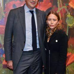 Mary-Kate Olsen y Oliver Sarkozy