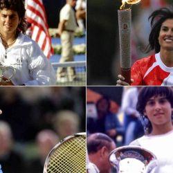 Gabriela Sabatini cumplió 50 años. La ídola del tenis y sus mejores momentos deportivos.