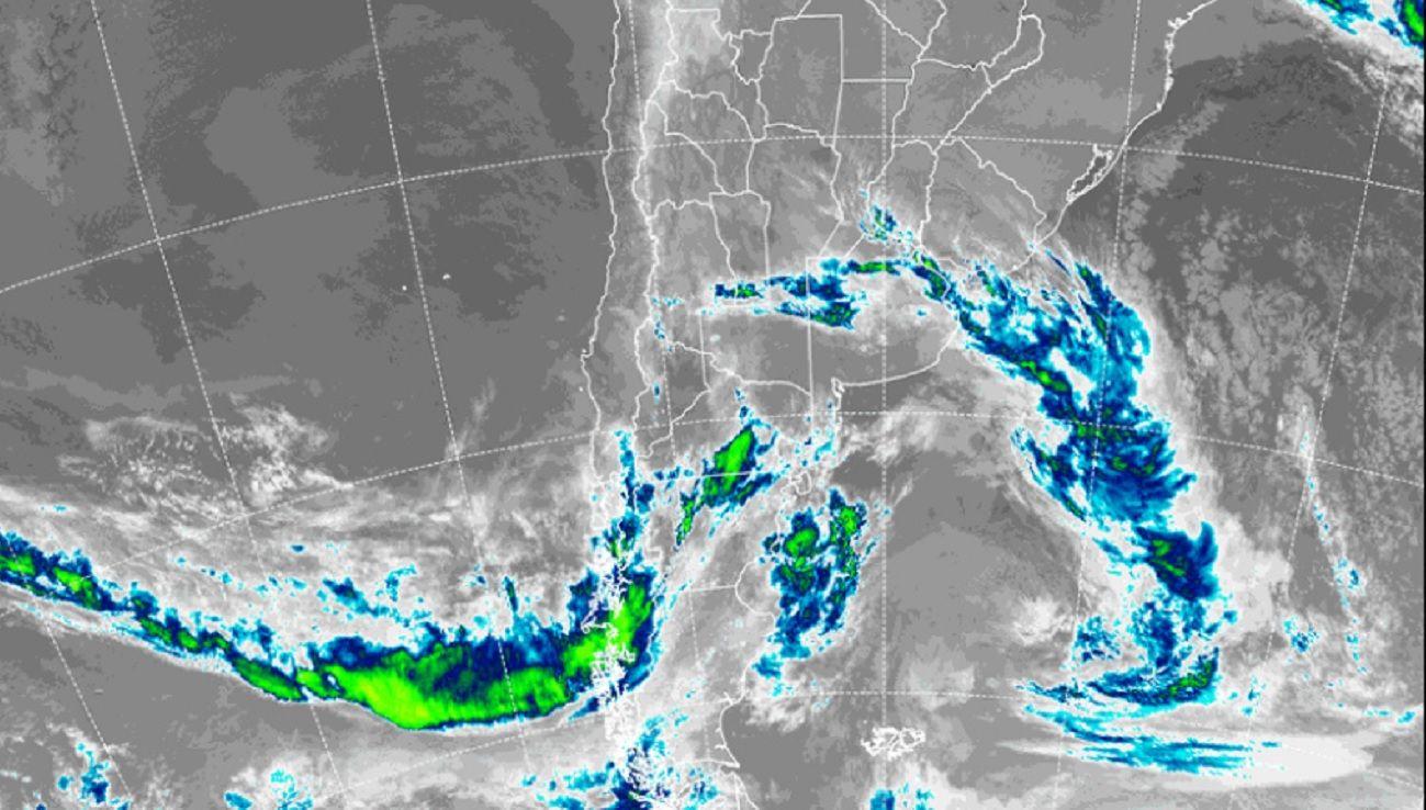 El clima en la Argentina