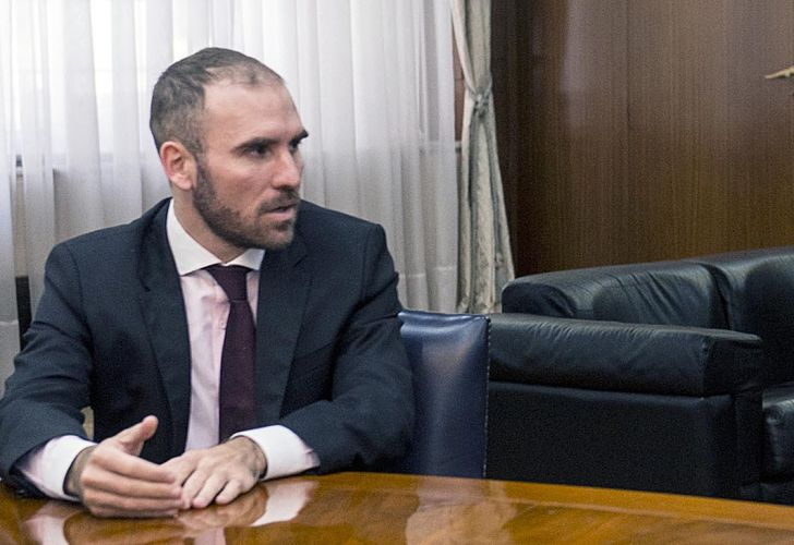 Martín Guzmán 20200515