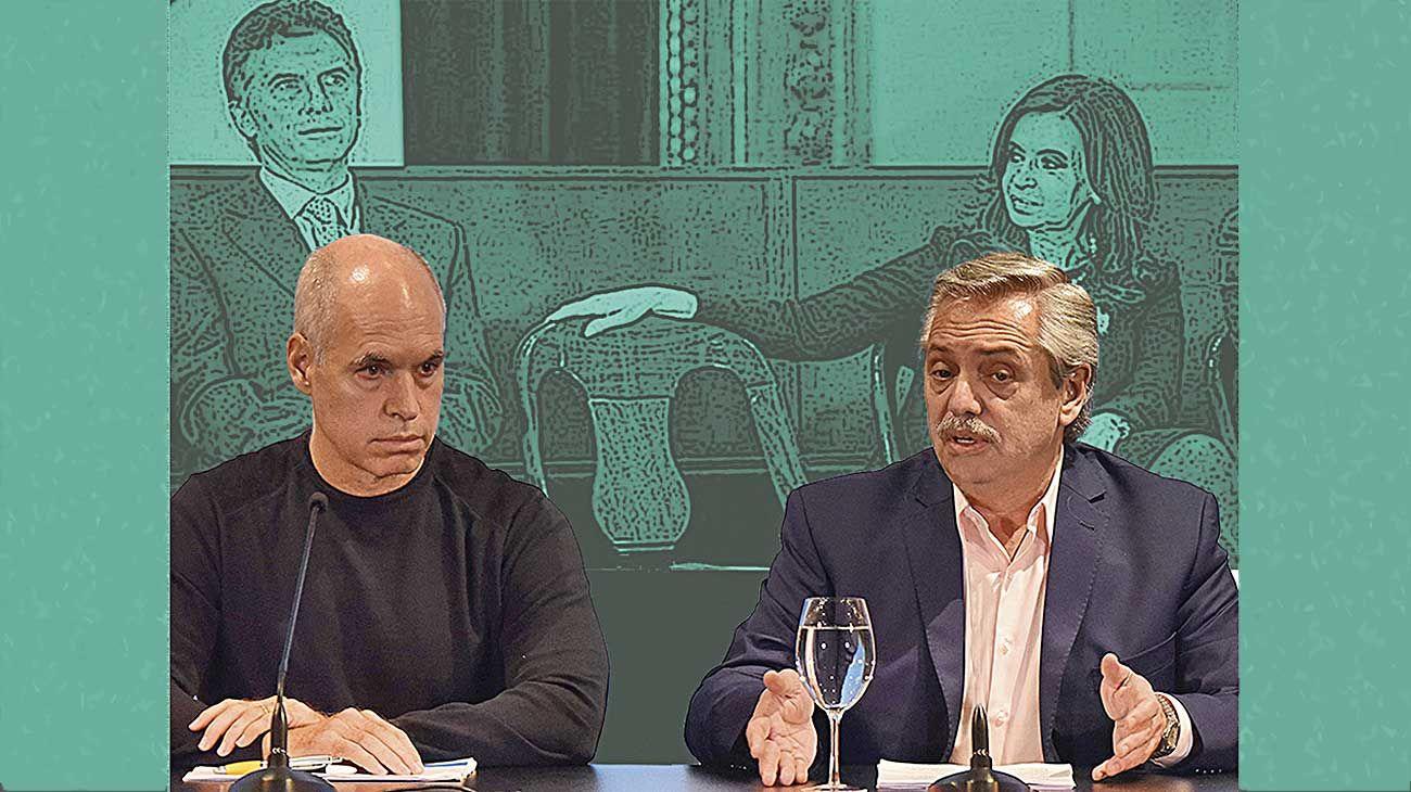 Antigrieta. Larreta y Fernández aparecen con altas imágenes positivas en las encuestas, frente a las negativas que conservan Macri y Cristina. Que por ahora estos los dejen hacer es un aporte al sistema.