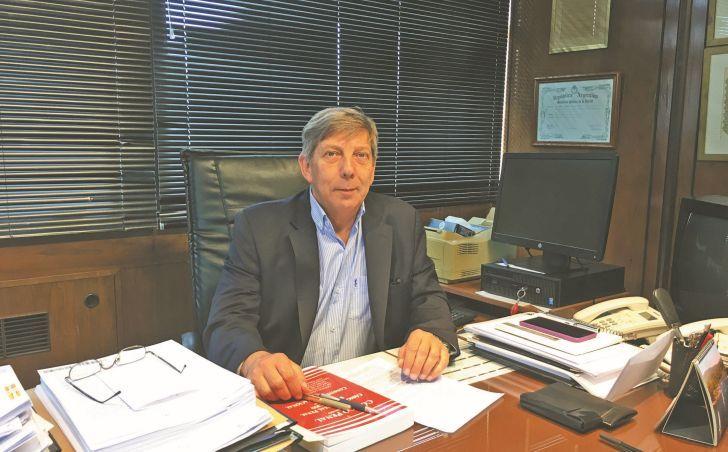 """DICTAMEN. El fiscal general, Alberto Lozada, consideró que el criterio que usó el juez, Hugo Vaca Narvaja, es de una """"inusitada gravedad institucional""""."""