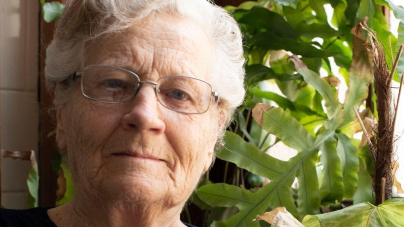 Clelia Deharbe de Fontana tenía 89 años.