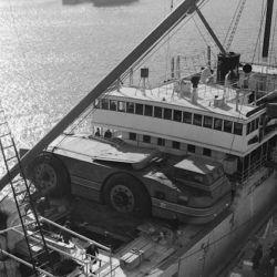 Dónde está el Snow Cruiser perdido en la Antártida en 1941.