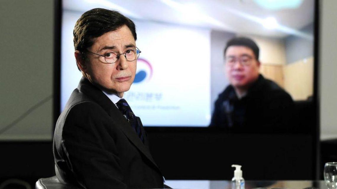 Bryan Inho Kim interviewed by Jorge Fontevecchia.