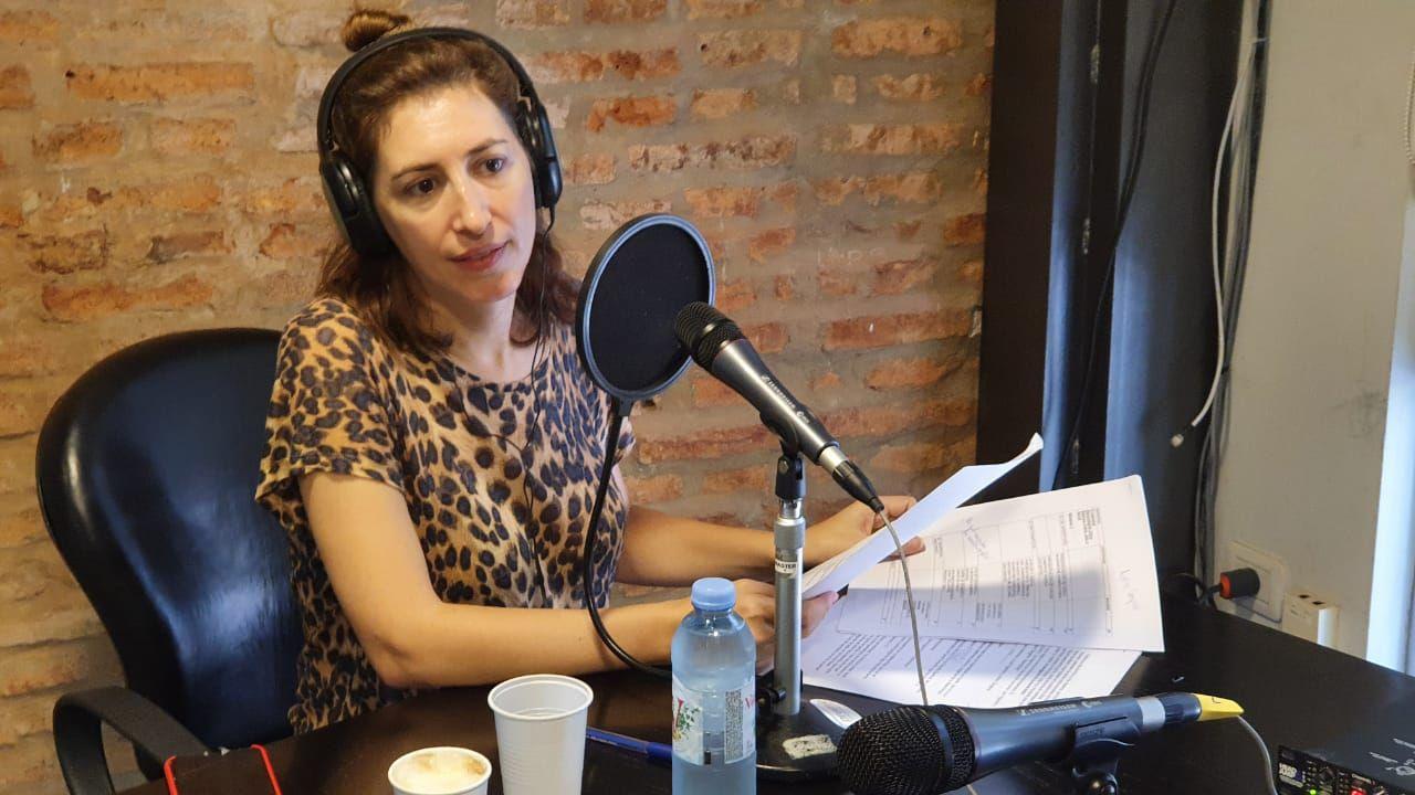 Una cuenta, un cuento Radio escuela | Foto:Cedoc