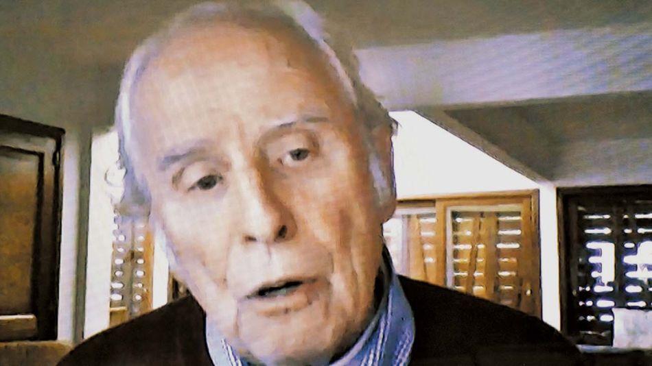Pablo Gerchunoff, en la entrevista con Jorge Fontevecchia.