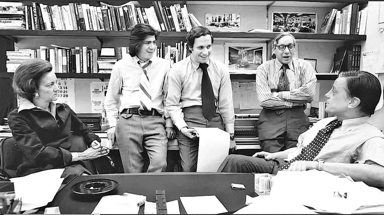 Watergate. Fue una investigación periodística que marcó una época, por su rigor y relevancia para toda la sociedad.