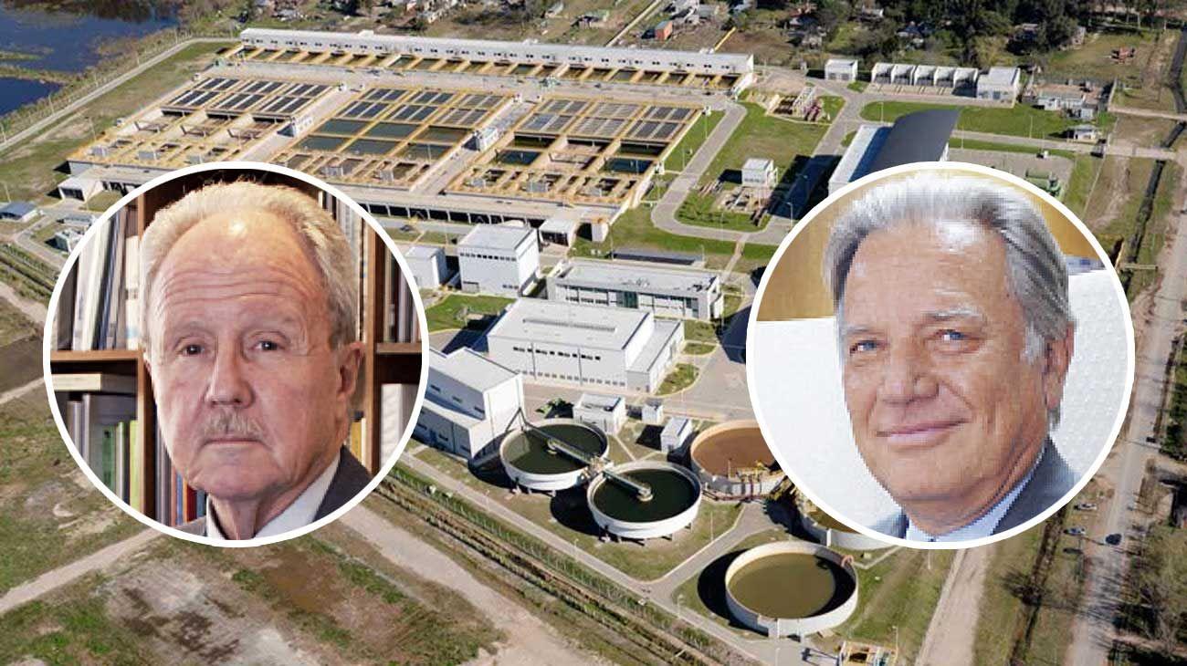 Acusados. La planta de Paraná de las Palmas por la que se encaminan a juicio oral Wagner y Roggio.