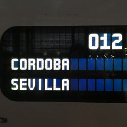 Para viajar a Córdoba y Sevilla, en España, habrá que usar tapabocas todo el tiempo y estar al menos una hora antes en la estación de partida.