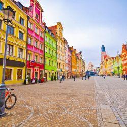 La polaca Breslavia es capital de la cultura porque frece un programa de teatro, ópera y conciertos casi inabarcable.