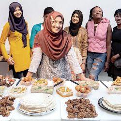 Lograron convertir sus saberes culinarios en sustento y núcleo de sociabilidad.