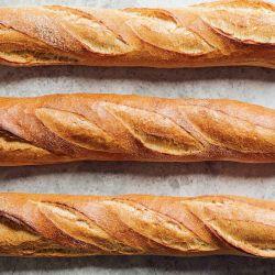 Tres baguettes.   Foto:Shutterstock