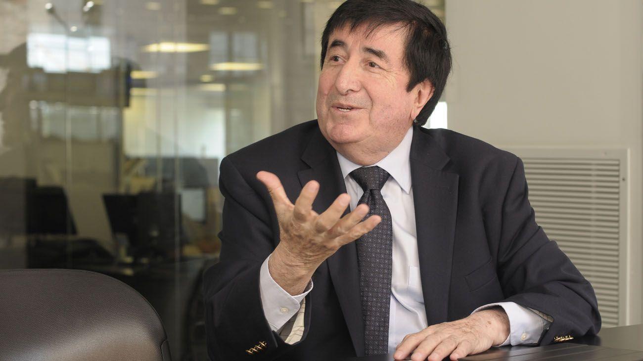 Alejado del macrismo, el ex asesor presidencial habló de los logros de Alberto Fernández.