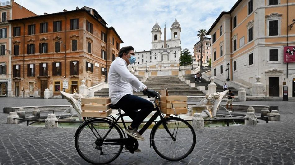 Italia fuera de Cuarentena 20200518