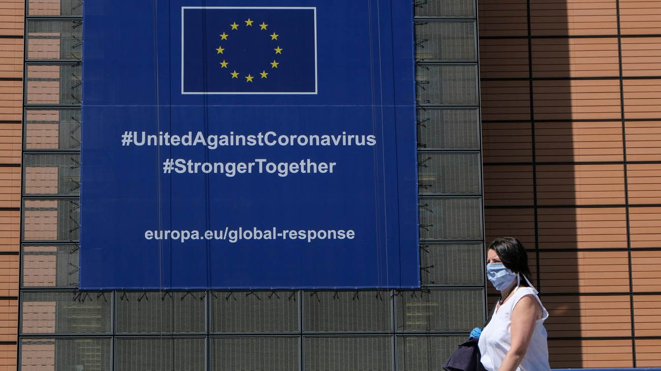 La Unión Europea rescata a las economías más golpeadas por el coronavirus