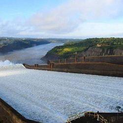 La represa volcará 8.500 m3 de agua en durante 12 días.