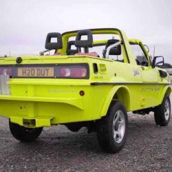 La compañía que dio forma a este vehículo es de origen británico y fue fundada en 1994 en West Sussex.