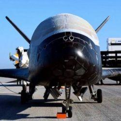 El X-37B es una de las naves espaciales de reingreso más nuevas y avanzadas del mundo.