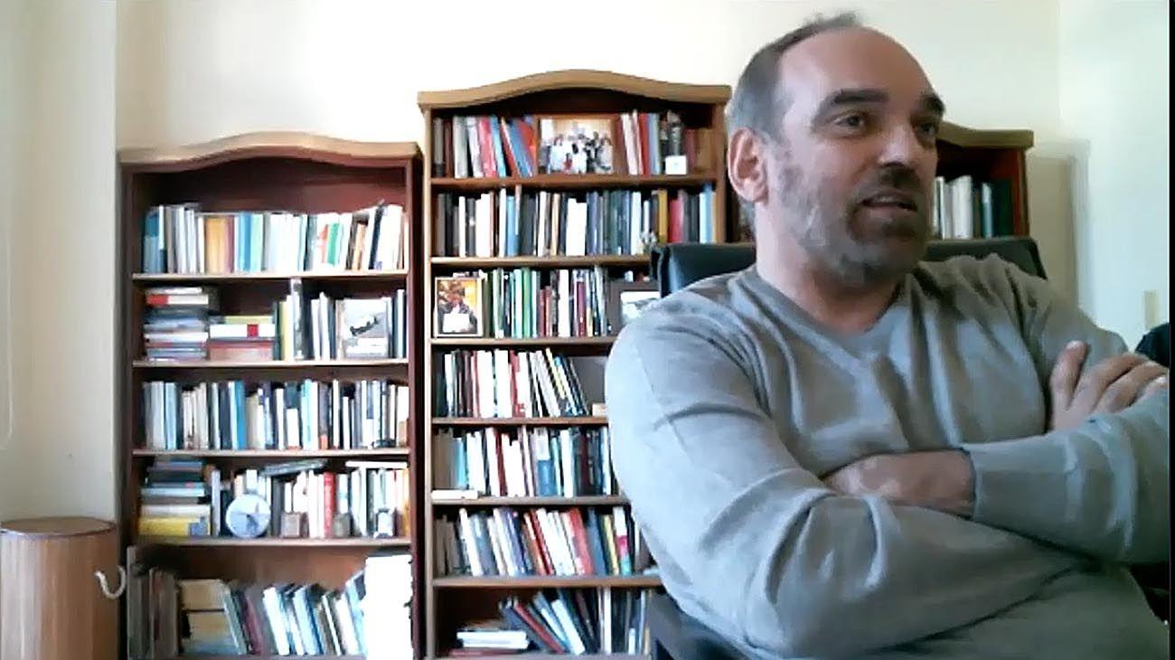 El diputado Fernando Iglesias