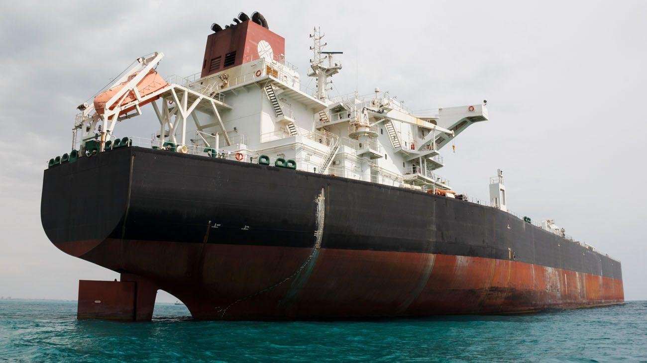 Guaidó pidió que la comunidad internacional detenga los buques iraníes con petróleo.
