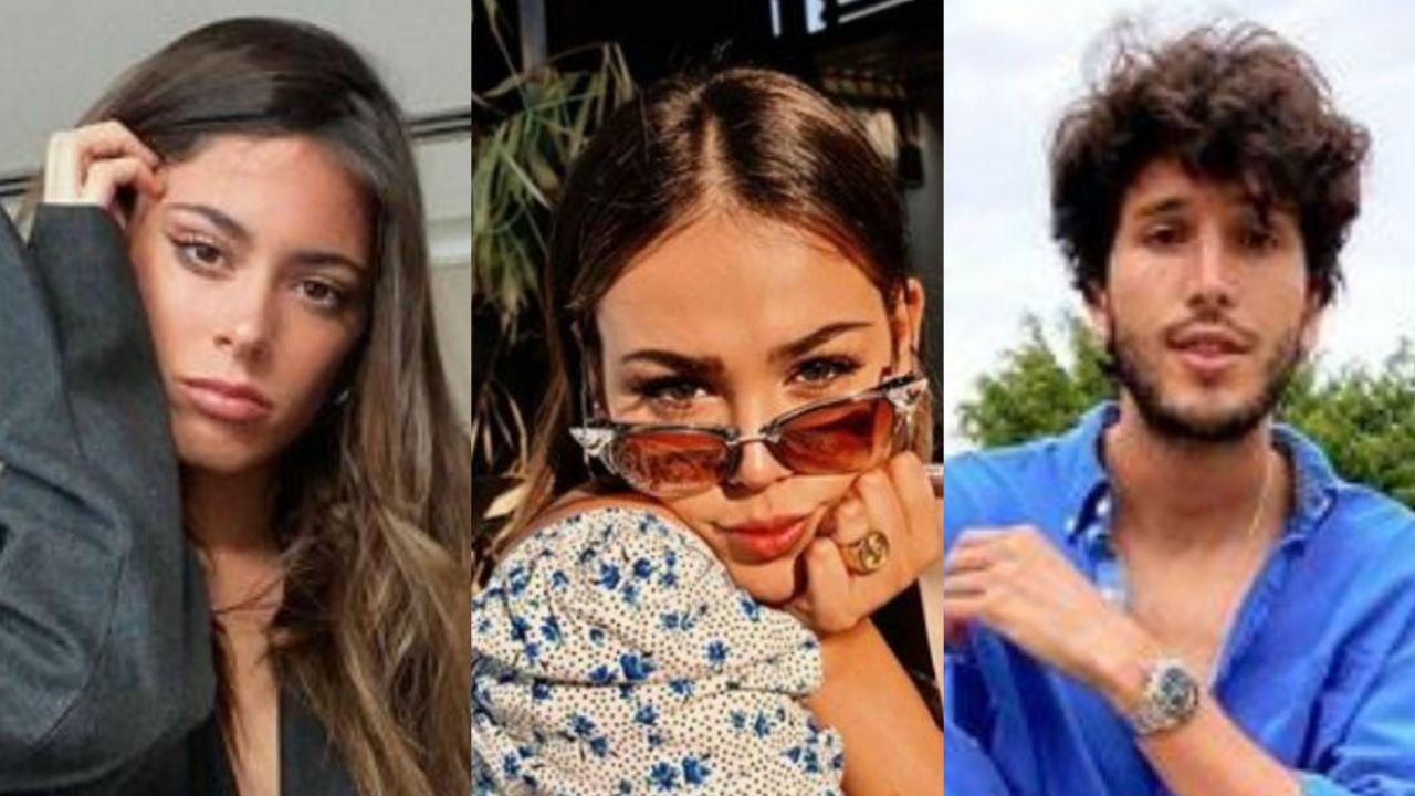 El picante mensaje de Danna Paola por la separación de Tini y Yatra