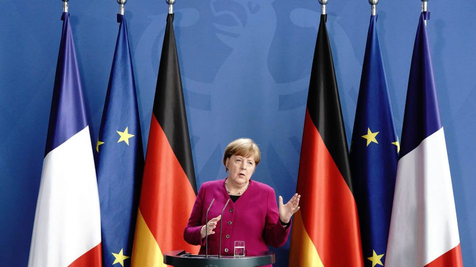 Angela merkel Union Europea 20200519