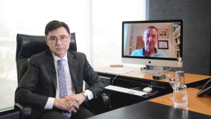 Jorge Fontevecchia entrevista a Jim O'neill