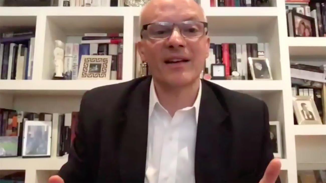 Alejandro Werner, director del Departamento para el Hemisferio Occidental del Fondo Monetario Internacional (FMI).