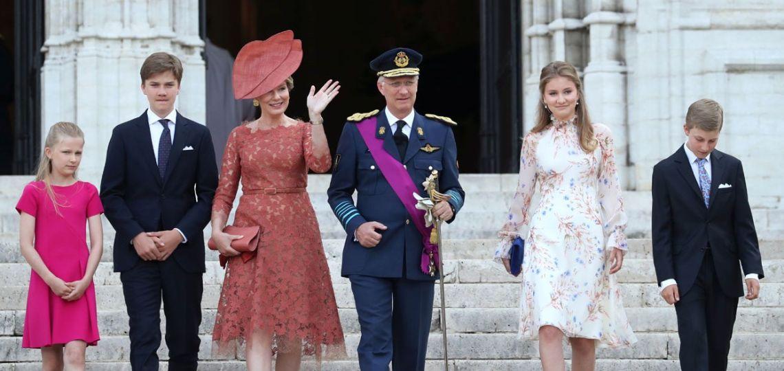 Enterate por qué los hijos de los reyes belgas son un ejemplo en Europa