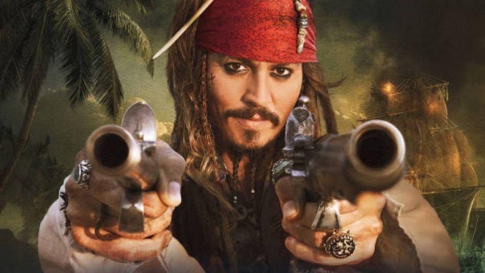 Johnny Depp Maraton Cine