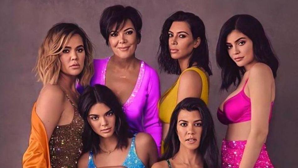 Las Kardashian encontraron el método para seguir grabando su reality en cuarentena
